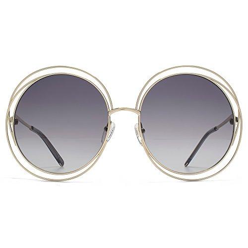 chloe-carlina-metal-construit-des-lunettes-de-soleil-rondes-en-or-gris-transparent-ce114-s-737-62-62