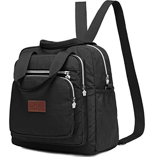 Travistar Tasche Damen Umhängetasche Henkeltasche Messengertasche Schultertasche Rucksack für Mädchen Schule Frauen Reiser Einkaufen …