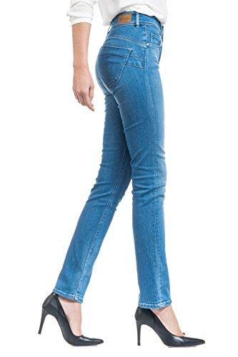 Salsa - Jeans Push In Secret slim - Femme Bleu