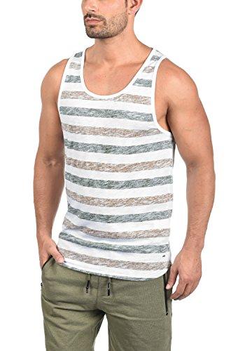 !Solid Mende Herren Tank Top Mit Rundhalsausschnitt Regular Fit, Größe:L, Farbe:Cinnamon (5056) (Tank Herren Top)