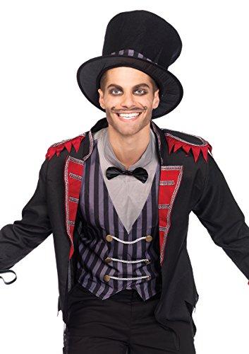 Böse Zirkusdirektor Kostüm - Leg Avenue 85497 - Sinister Ring