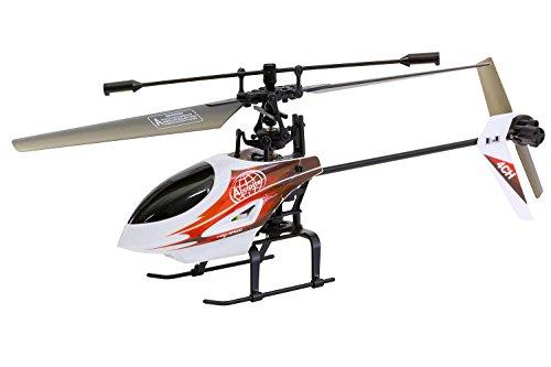 XciteRC 13010000 - Flybar 290E Easy Single Blade - 4 Kanal RTF Hubschrauber