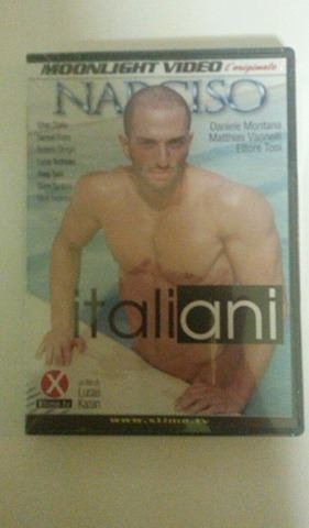 Italiani - Italians - Gay - (Moonlight Video - Daniele Montana)
