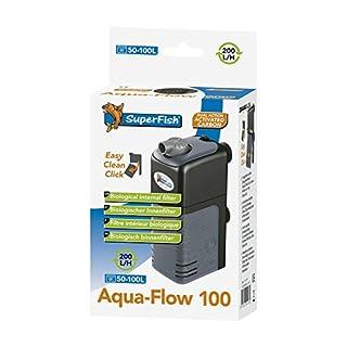 Superfish Aqua-Flow 100 Aquariuminnenfilter 50-200 l/h