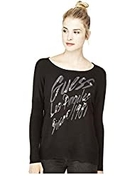 GUESS JEANS DONNA W73R89Z1LB0 Camiseta Mujer