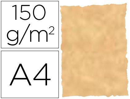 Michel 2605 - Papel pergamino, A4, color parchment ocre