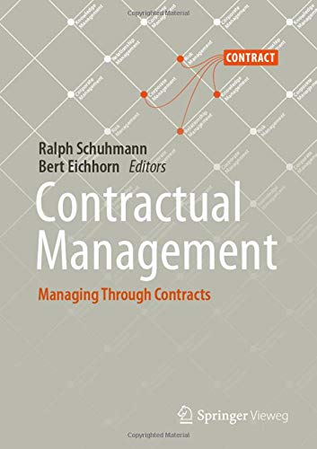 Contractual Management: Managing Through Contracts