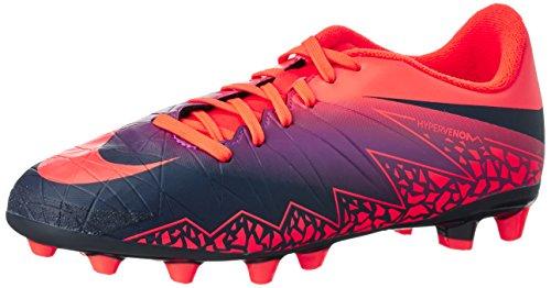Nike 856460-845, Botas de Fútbol Unisex Adulto, Naranja (Total Crimso