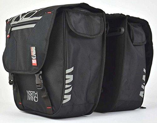 Northwind Doppeltasche für Gepäckträger 32 L Klett