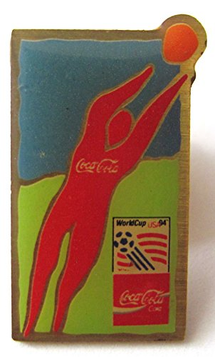 Coca Cola - World Cup USA 1994 - Pin 22 x 13 mm #1 -