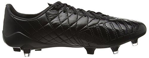 Puma Unisex-Erwachsene Evospeed SL K Firm Ground Fußballschuhe Black (Black/Black/Black)