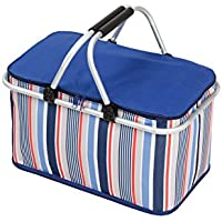 Bolsa térmica para picnic suave de 32 l IHOMAGIC para camping y eventos deportivos