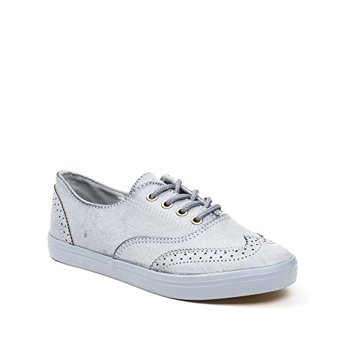 Ideal Shoes ,  Sneaker donna Blu