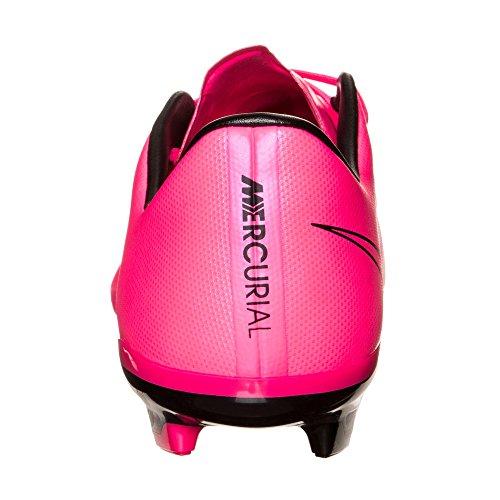Mercurial Menina Nike X Tênis Jr Rosa Vapor Fg Preto qEqfrdpw