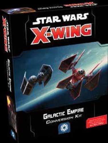 (Fantasy Flight Games FFGSWZ07 Star Wars X-Wing: Galactic Empire Umbausatz)