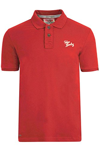 Tokyo Laundry Herren T-Shirt S Tokyo Red