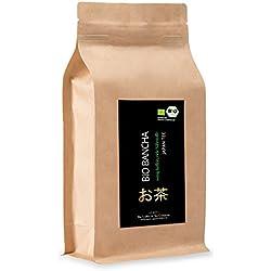 Bio Bancha grüner Tee aus Japan (500g)