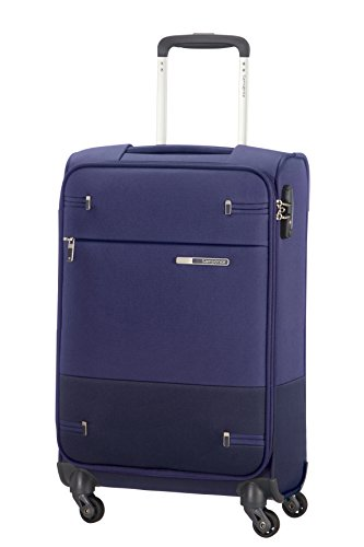 Samsonite - Base Boost Spinner 55 cm, Length 35 cm, Blue