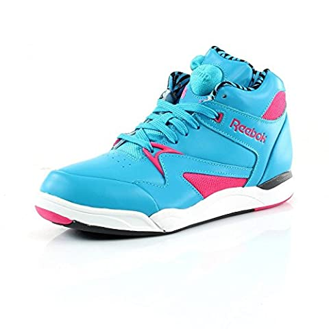 Baskets Pump - Baskets REEBOK Pump Aerobic lite Mid