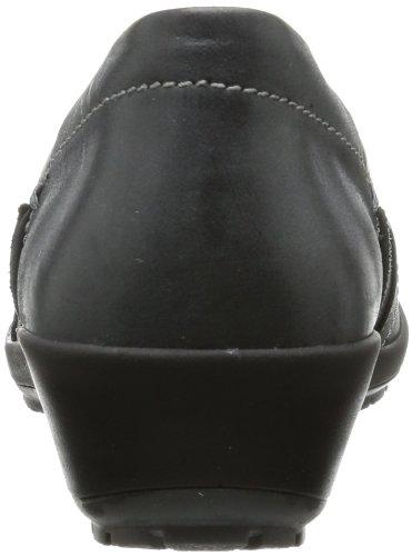 Comfortabel  941343,  Scarpe chiuse donna Grigio (Grau (grau 9))