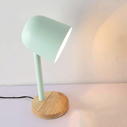 LEGELY Maccaron color protección para los ojos mini lámpara de mesa, E27,...