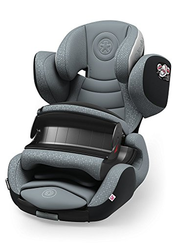 Preisvergleich Produktbild kiddy 41543PF076 Autositz Phoenixfix 3 010 Steel Grey