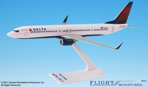 Delta Air Lines - Boeing 737-900ER - 1:200