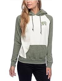 7829df57edfe ZEARO Damen Casual Hoodie Sport Pullover Langarm Jacke Top Sweatshirt  Pullover Tops Jumper