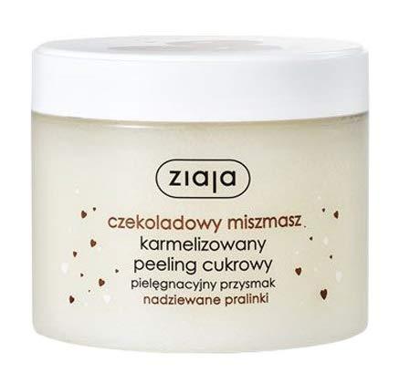 Ziaja - Exfoliante azúcar chocolate 300 ml