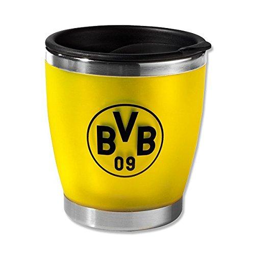 Borussia dortmund bVB 09 petit gobelet coffee to go gobelet isotherme 14704100 jaune