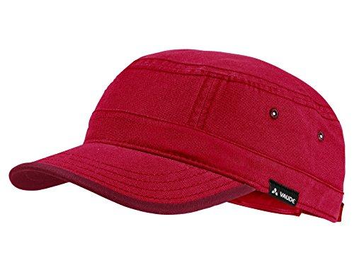 VAUDE Cuba Libre OC Cap Kappen, Indian Red, S