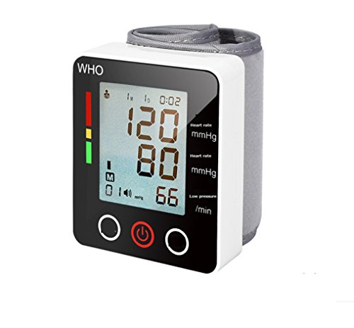 LJXAN Stimme Lade Blutdruckmessgerät Blutdruckmessgerät Haushalt Blutdruckmessgerät Haushalt Arm Automatische Elektrogerät Xuan