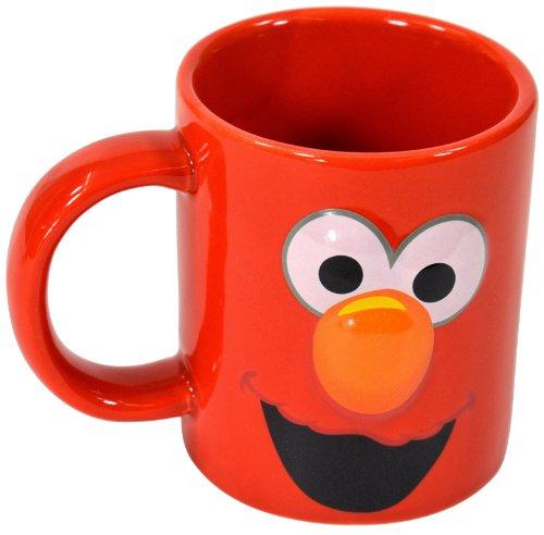 Unitedlabels AG 0118264 2D Tasse Sesamstraße'Elmo'