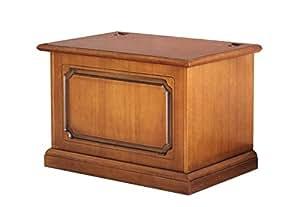 coffre pour stockage de pellets cuisine maison. Black Bedroom Furniture Sets. Home Design Ideas