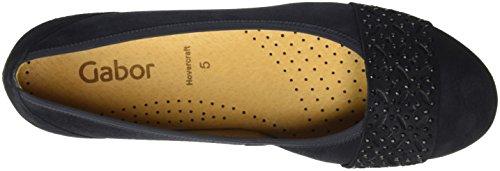 Gabor Shoes Sport, Ballerine Donna Blu (pazifik 16)