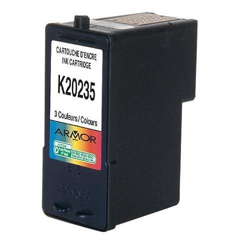 Patrone für Lexmark X 7170 Color, 18ml, Armor Druckerpatrone kompatibel für X7170