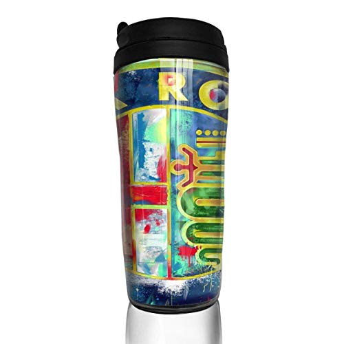 Wasserflasche Cup Travel Mug Kaffeebecher Alfa Art Romeo Stainless Steel Coffee Cup With Outdoor Travel Sport Pattern Mug