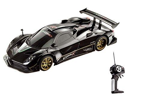 mondo-motors-63033-coche-con-radiocontrol-escala-114-modelo-pagani-zonda-r-surtido-colores-aleatorio