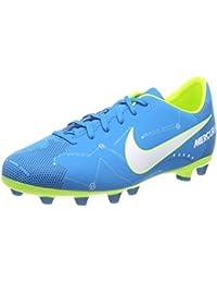 Amazon.es  nike mercurial - Azul  Zapatos y complementos 4ad456782159a
