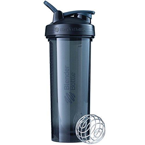 BlenderBottle Pro32 Tritan Shaker/Trinkflasche/Eiweiß Shaker/Diät Shaker 940 ml - Black