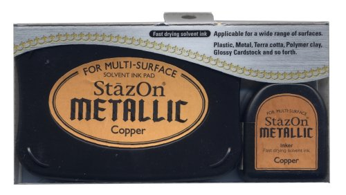 Copper Stazon Metallic Ink Kit SZMT-193 -