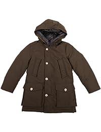 Boy Woolrich Green Piumino Parka Jacket Bimbo 6398x Artic qrxSw10q