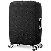 Elástico Funda Protectora de Maleta Cubierta de Equipaje de Viaje Maleta Funda Protectora Luggage Cover,