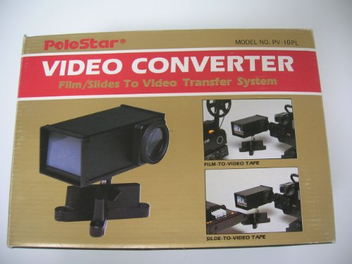 Video Converter - Kleinbildbildfilm (z. B. 8 mm) / Dia Video Transfer (Video Converter 8mm)