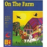 On the Farm - Buki Activity Book - Made in Israel by Poof Slinky