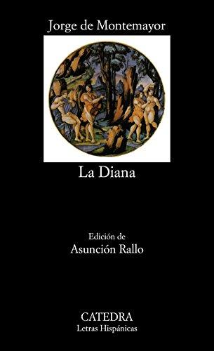 Los siete libros de la Diana (Letras Hispánicas)