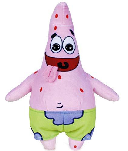 SpongeBob Schwammkopf Patrick Plüsch Figur Plüschtier 30 cm Groß ()