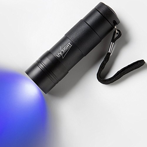 UV Sight's Handheld Urine Detector Torch comes