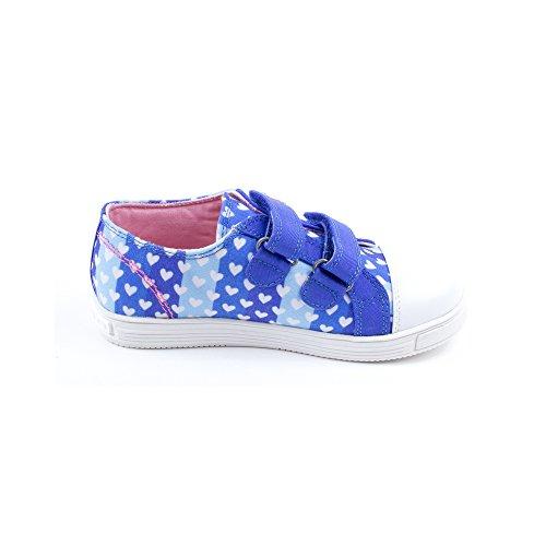 Baskets bleu Agatha Ruiz de la Prada 142927A Bleu