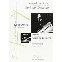 Integral para piano Enrique Granados: Goyescas 1: 3